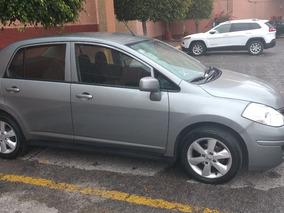 Nissan Tiida 1.8 Advance Sedan Mt Único Dueño