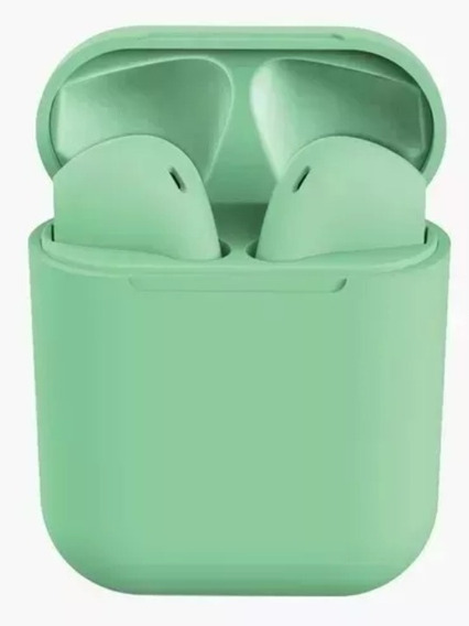 Fones Bluetooth AirPods Colors Caixa Carregad Android E Ios