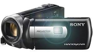 Filmadora Sony Handycam Sd Dcr-pj6 Lcd 2,7 Top De Linha