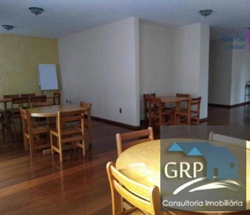 Apartamento Para Venda Em Santo André, Vila Assunção, 3 Dormitórios, 1 Suíte, 3 Banheiros, 2 Vagas - 6871_1-1243908