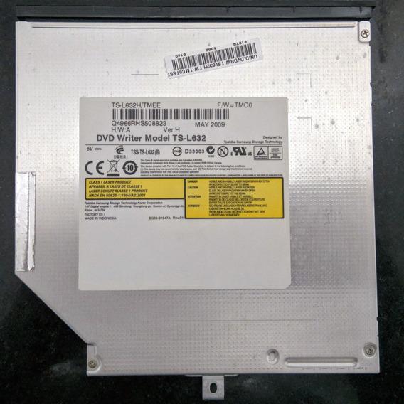 Gravador Dvd Cd Leitor Ts-l632 Ide Cce Win W55 T52c J48a J72