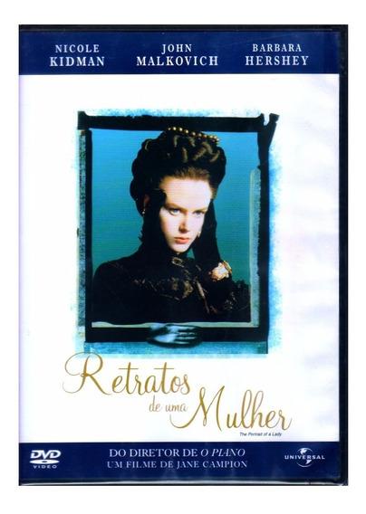 Retrato De Uma Mulher Drama Romance Dvd Novo Lacrado Dublado