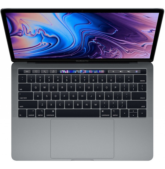 Apple Macbook Pro Muhp2 Intel Core I5 / Memória 8gb / Ssd 256gb / Tela 13.3 - Space Gray 2019