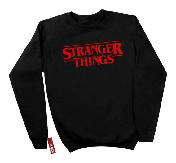 Sudadera Stranger Things Serie Netflix Unisex Envio Gratis