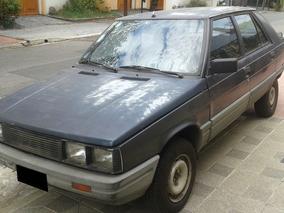 Renault 11 Ts Full Gnc