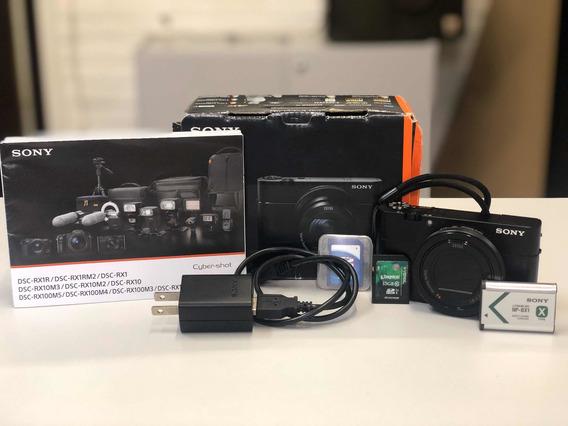 Câmera Sony Cybershot Rx100 Mark 5 M5 - Frete Grátis