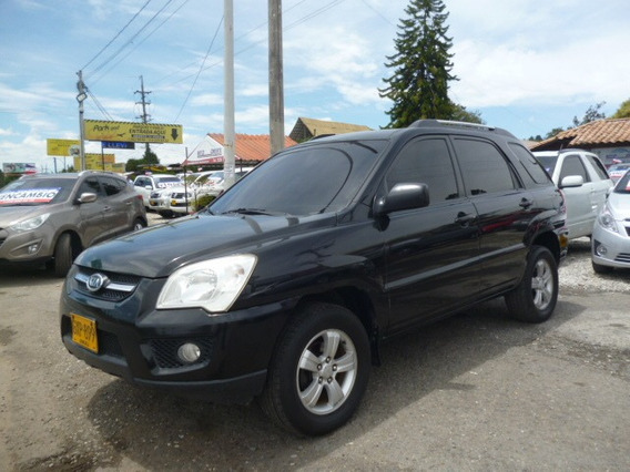 Kia New Sportage Lx 4*4 At Abs Airbag Full Techo 2009