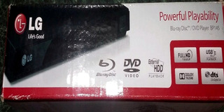 Reproductor Blu-ray Lg Bp145