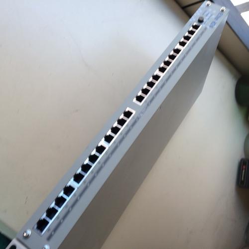 Hub Ethernet 24 Puertos, Rj45, Nbase, Ether H24. Link Rx