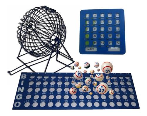 Juego De Bingo - Para Negocio 100 Tablas Profesionales