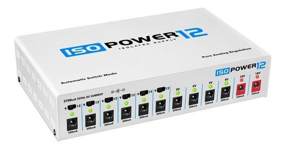 Fonte Auto9,12 E 18v 3700ma 12 Plugs Iso Power 12-landscape
