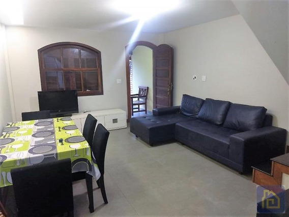 Casa Em Condomínio Para Venda Em Cabo Frio, Braga, 2 Dormitórios, 2 Banheiros, 2 Vagas - Cascond12_1-1102188