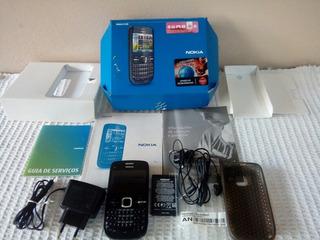 Celular Nokia C3-00 Completo