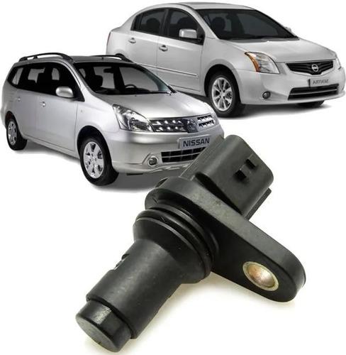 Sensor Rotação Nissan Tiida Sentra Livina Versa 23731-en20a