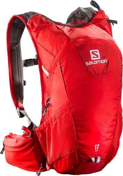 Mochila Salomon Agile 17 Litros Ideal Trail Running