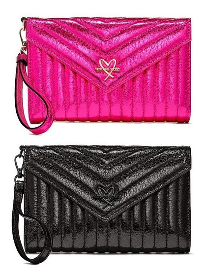 Victoria´s Secret Sobre Clutch Original + Bolsa Vs