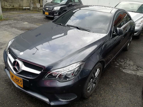 Mercedes Benz Clase E 250 Coupe 2.0cc