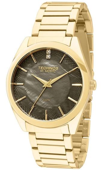 Relógio Technos Feminino 2036lou/4p