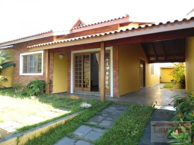 Casa A Venda Em Peruíbe, Belmira Novaes, 3 Dormitórios, 1 Suíte, 1 Banheiro, 4 Vagas - 0366