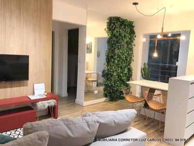Apartamento Com 2 Dormitórios À Venda, 52 M² Por R$ 190.000 - Jardim Vista Alegre - Embu Das Artes/sp - Ap0023
