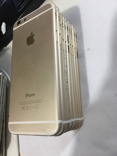 Lote De 10 Carcaça Do iPhone 6, 6s
