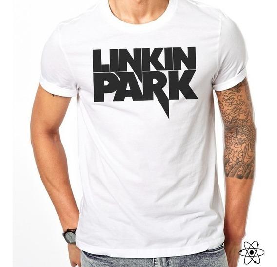 Playera Personalizada Diseño Linkin Park