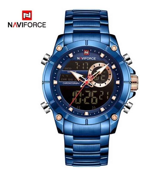 Relógio Importado Original E Pronta Entrega - Naviforce 9163