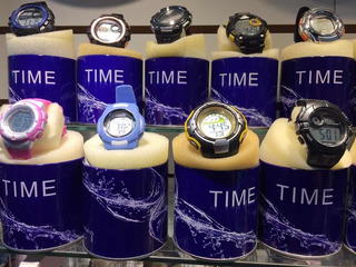 Reloj Digital Con Cronómetro Alarma Y Luz Ideal Para Deporte