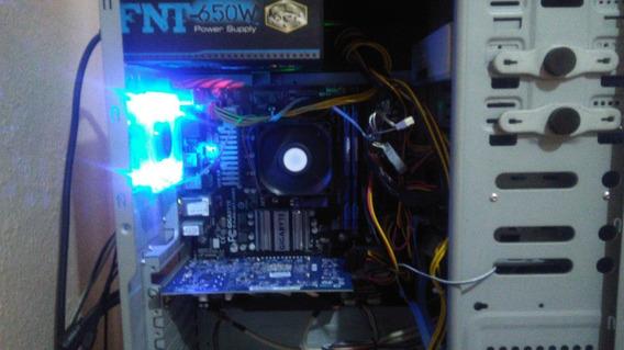 Computador Gamer Intermediário / Entrada .