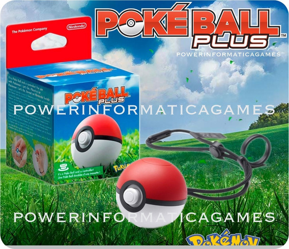 Pokeball Plus Pokemon Let