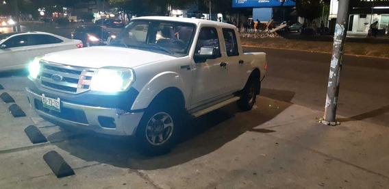 Ford Ranger Pickup Xlt L4 Crew Cab 5vel Aa Mt 2012