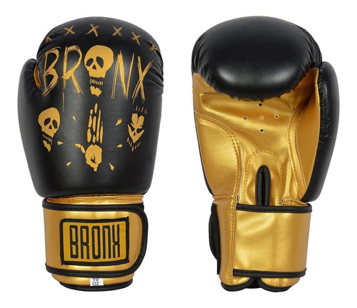 Imagen 1 de 10 de Guantes De Boxeo Bronx Boxing Premium Importados Profesional