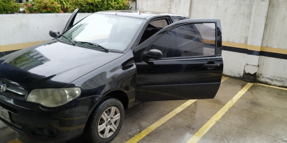 Fiat Palio 1.0 2010/11 Preto 2p (economy Flex)