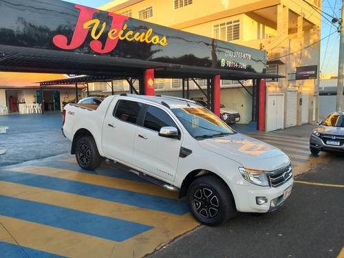 Imagem 1 de 11 de Ford Ranger 2013 3.2 Limited Cab. Dupla 4x4 Aut. 4p