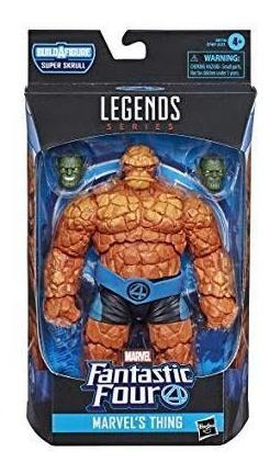 La Mole The Thing Fantastic Four Ultimates Marvel Legends
