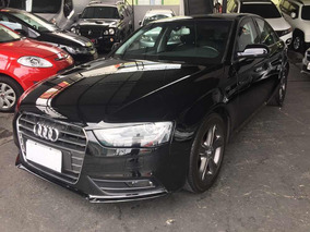 Blindado Audi A4 1.8 Tfsi Attraction 2015 Preta Nivel 3a