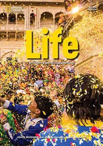 Imagem 1 de 1 de Life - British English - Elementary - Student Book +webapp A