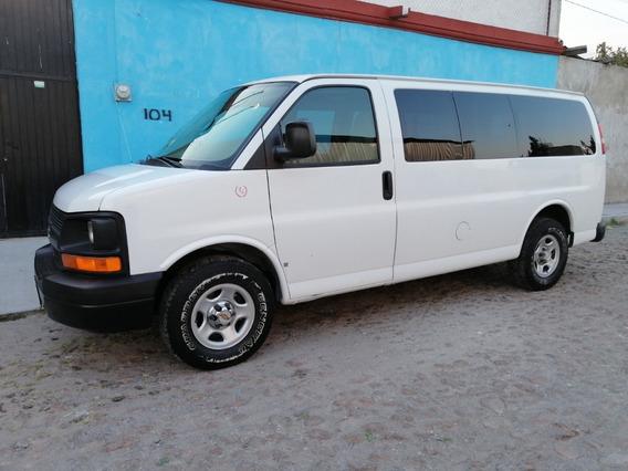 Chevrolet Express 2008 12 Pasajeros