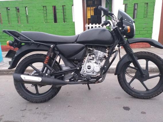 Moto Bajaj Modelo Bicer 150 Cc 2019