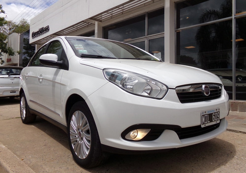 Fiat Grand Siena Essence M/t 1.6 16v Año 2013 Impecable!