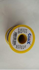 Solda Estanho Amarela Cobix 50x50 1,5mm