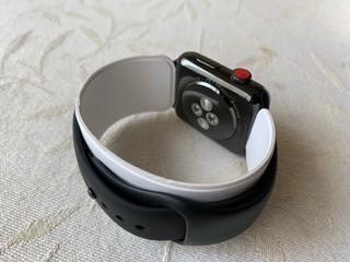 Apple Watch Serie 3 42mm / Stainless Steel / Como Nuevo