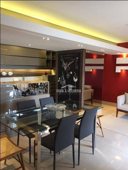 Apartamento Residencial À Venda, Condomínio Club Front Lake, Vila Operária, Rio Claro. - Ap0145