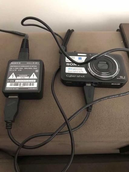 Câmera Sony Dsc-wx7