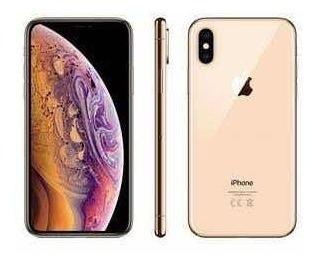 iPhone Xs 64gb Dourado Poucos Meses De Uso Vender Rapido