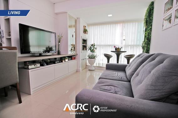 Acrc Imóveis - Apartamento A Venda Com 02 Dormitórios Sendo 01 Suíte No Bairro Itoupava Norte - Ap02987 - 34503276