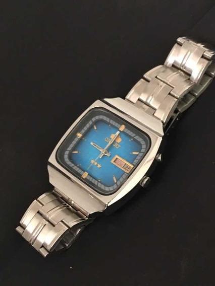 Reloj Orient Vintage Automático Original 70s Envío Gratis!