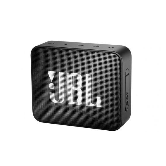 Jbl Caixa De Som Portátil Jbl Go 2 Com Bluetooth 3w À Prova