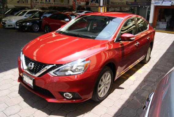 Nissan Sentra Advance 2017. Factura Original. Todo Pagado