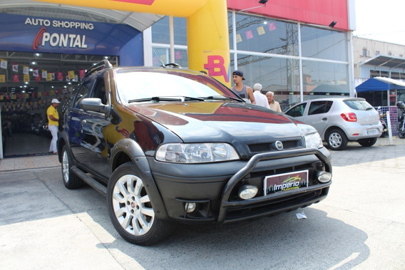 Fiat Palio Weekend Adventure 1.8 8v 2003